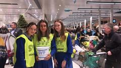 Cluny leads a helping hand to St. Vincent de Paul Society at their fundraising event