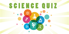 Science online Quiz for House Points!
