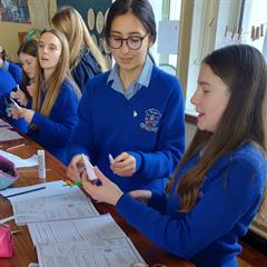 STEM workshop for 1st Years