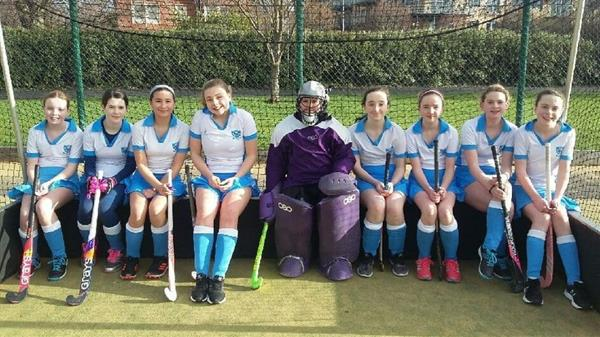 Hockey win against Our Lady's Templeogue