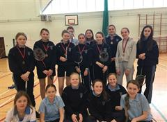 Badminton Blitz Success