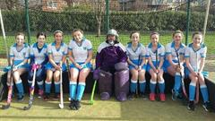 Hockey win against Our Lady