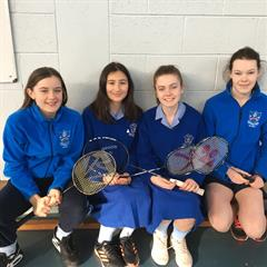 Badminton U14A Final 27th Feb & U14B Teams Semi Final 10 Feb