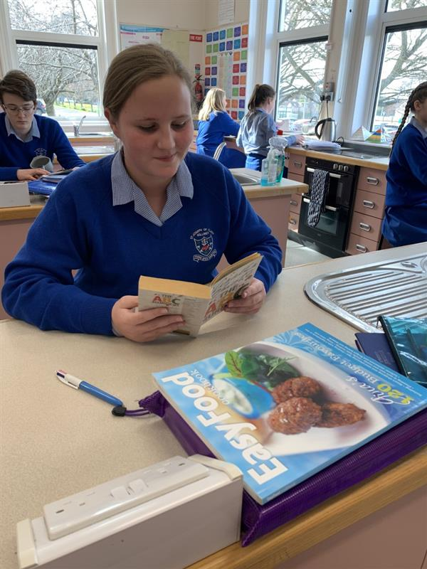 St. Joseph of Cluny Celebrates World Book Day 2020