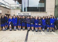 Romeo & Juliet at the Mill Theatre