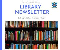 Library Newsletter - March and April edition
